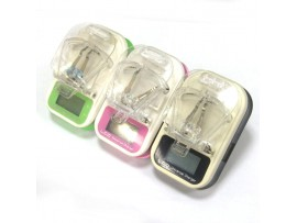 Led display mobile phone charger, battery charger, USB multifunction charger