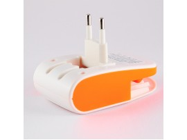 LCD universal charger, cell phone charger ,USB universal Battery Charger