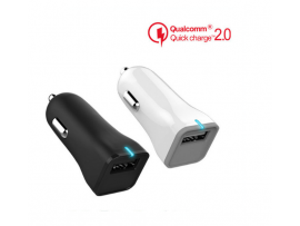 qc 2.0 Qualcomm fast charge car charger smartphone car fast charger fast charge